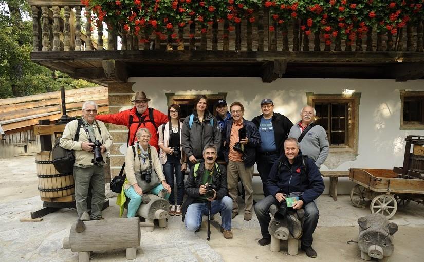 Ausflug Zoo Wien 2014