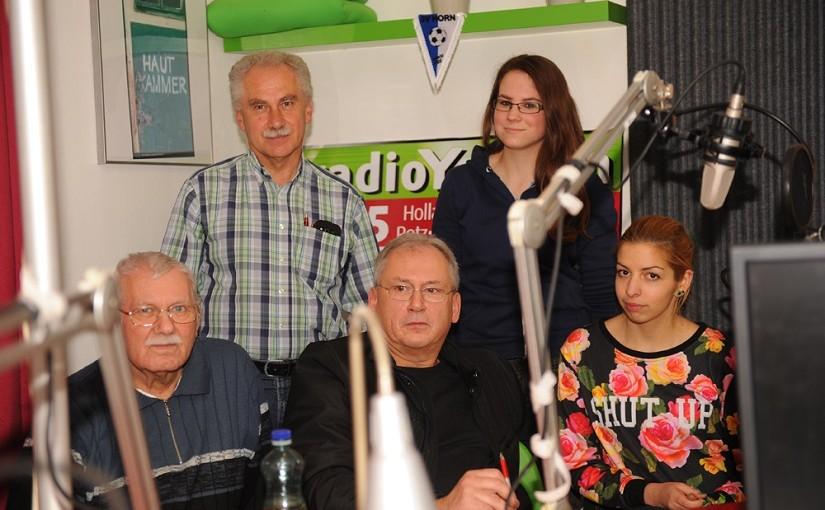 Regionalmeisterschaft 2014 Radio Ypsilon Livesendung