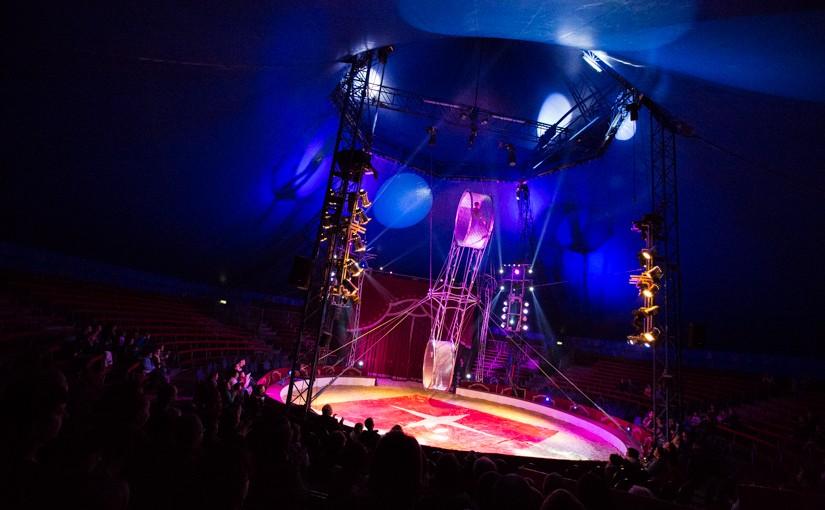 Fotoabend im Zirkus Knie